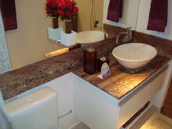 BANCADA PARA BANHEIRO  Granito, mármore e muito mais -> Bancada Para Banheiro Pequeno Em Granito