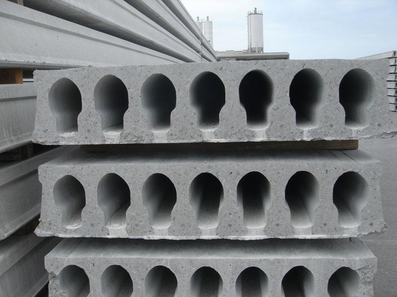 O formato dos alvéolos varia de acordo com a espessura da laje