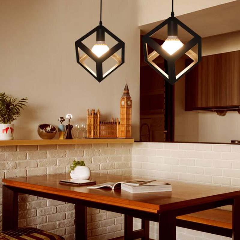 Luminária contemporânea para decoração de cozinha moderna