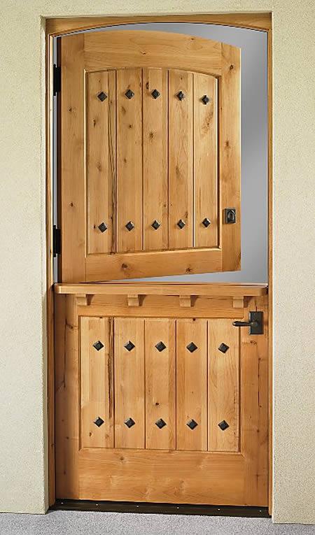 porta holandesa, boa opção para casas no interior