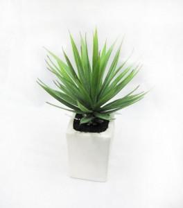 Planta rasteira para decoração artificial