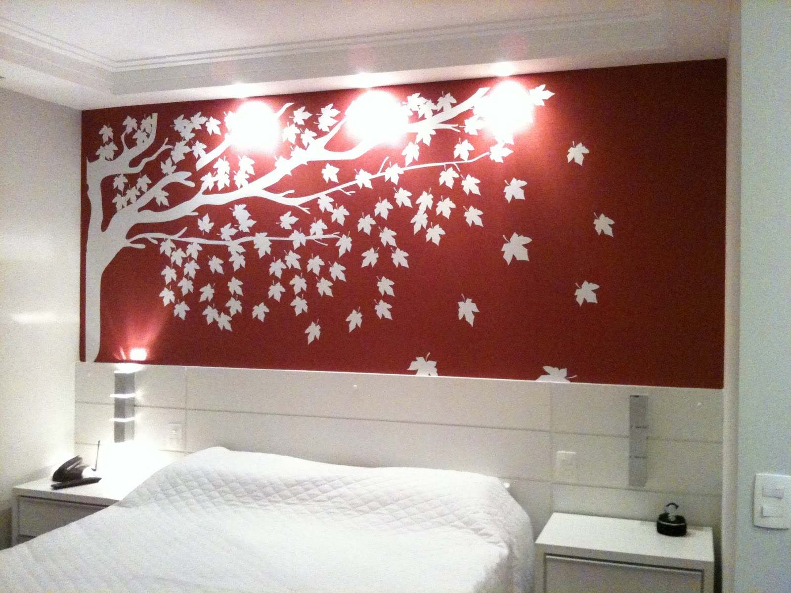 adesivo para parede do quarto