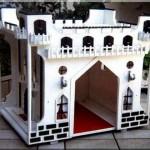 casinha de cachorro de castelo
