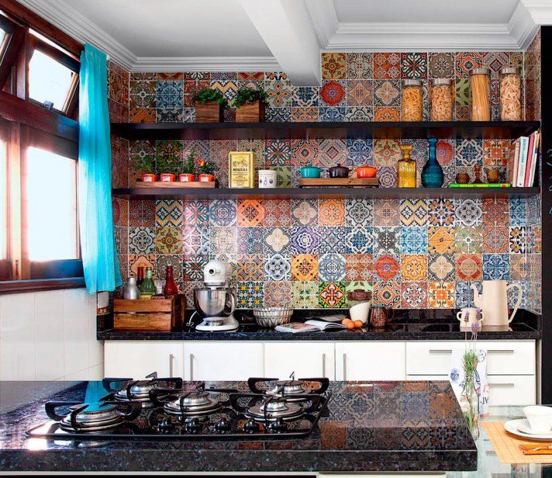 adesivos coloridos para azulejo de cozinha