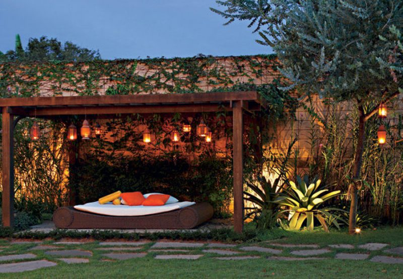 Luminárias para Jardim