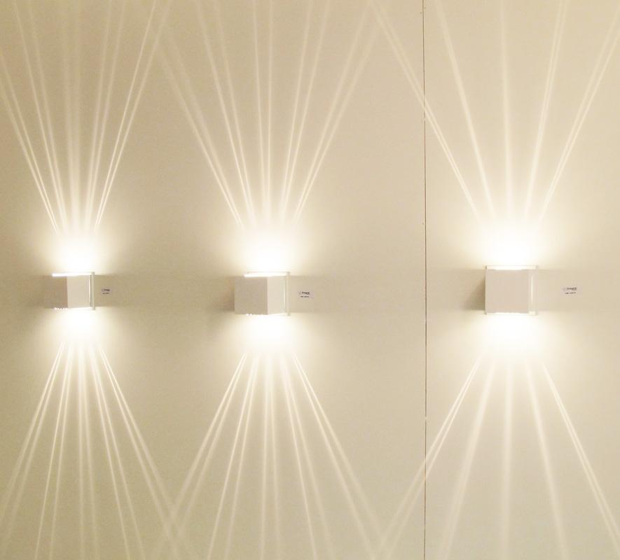 ARANDELAS » Luminárias de parede banheiro, sala e quarto