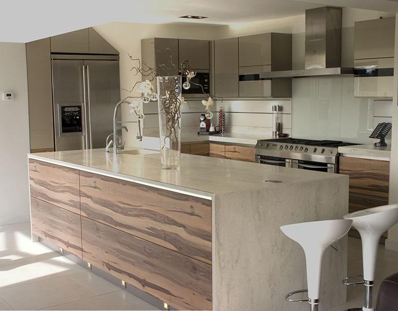 Granito branco » 5 maneiras de utilizar na decoração # Bancada De Cozinha Granito Branco