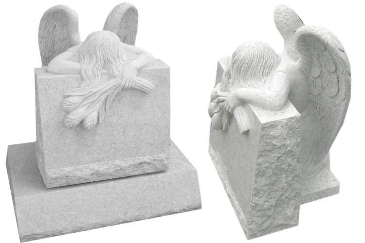 granito branco usado em pedras tumulares