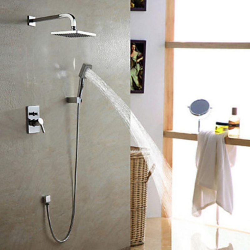 Modelo de misturador, excelente para banheiros