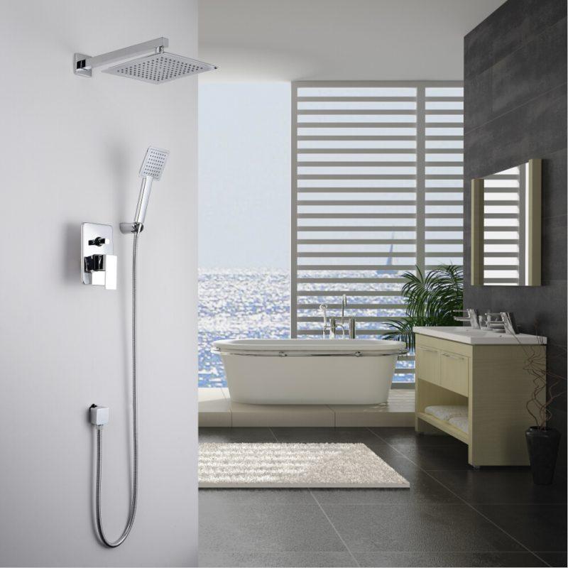 chuveiro misturador para chuveiro