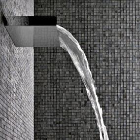 chuveiro cascata