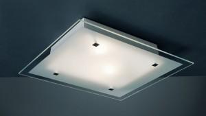 Bandeja de sobrepor com 5 fontes luminosas, ideal para decorar a sala de jantar