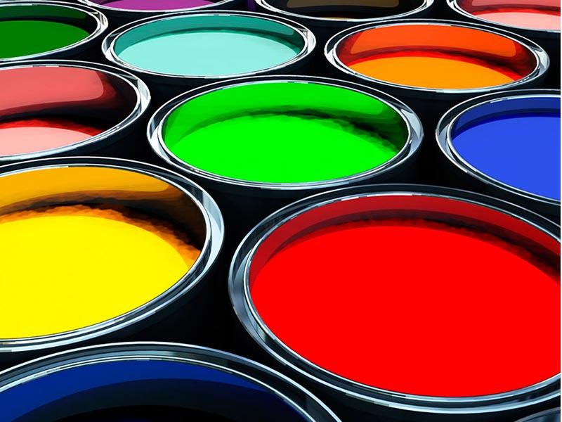 A construção civil conta com os mais diversos tipos de tintas para quase qualquer situação