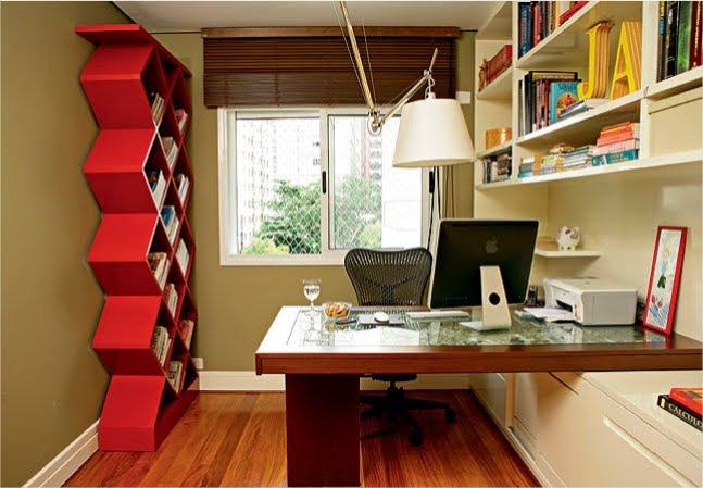 Ideias criativas para decoração de escritórios