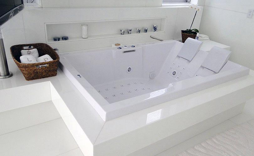 Nanoglass » Preços e Cores -> Acabamento Banheiro Com Banheira