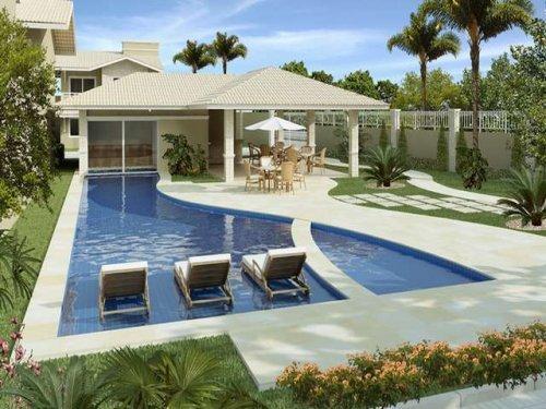 casas com piscinas