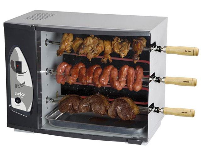 Churrasqueira elétrica tipo forno