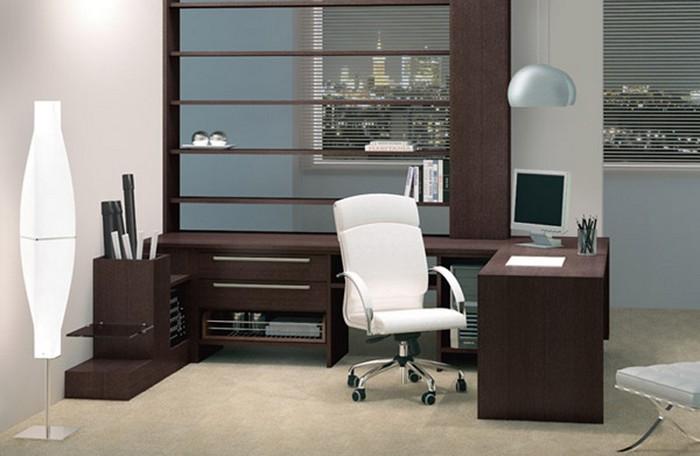 A escolha de cadeiras aconchegantes e confortáveis é importante para que o funcionário se sinta valorizado