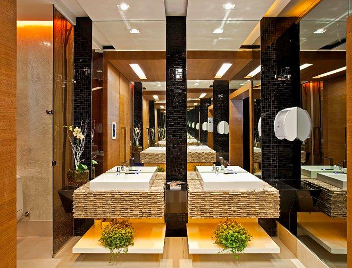 Espelhos para banheiro super sofisticados