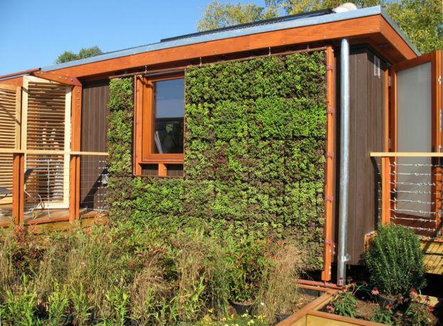 Um exemplo de residência unifamiliar australiana que recebeu o selo da certificação LEED