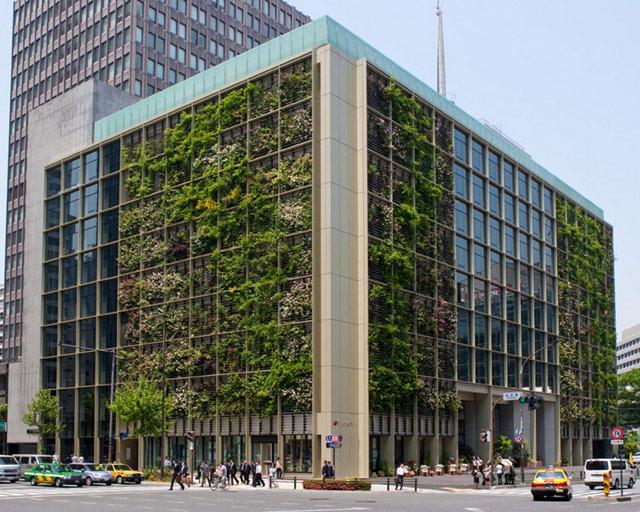 Green Building é uma denominação dada a edifícios que promovam um mínimo impacto ambiental ao meio ambiente