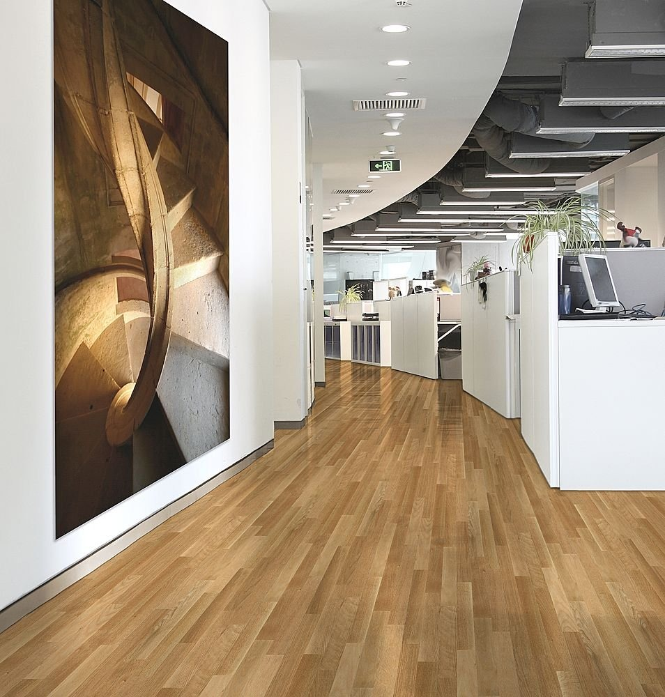 Os modelos de Piso de PVC mais populares porém ainda são queles que simulam o efeitode um belo piso de madeira