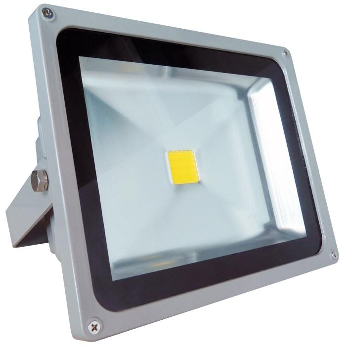 refletor LED 30W com apenas 1 LED
