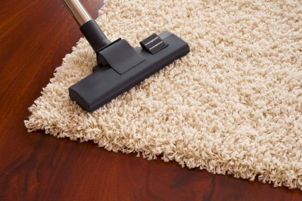 Limpeza de tapete Shaggy