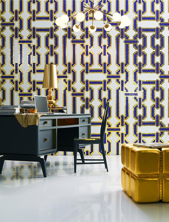 mosaico revestimento de parede