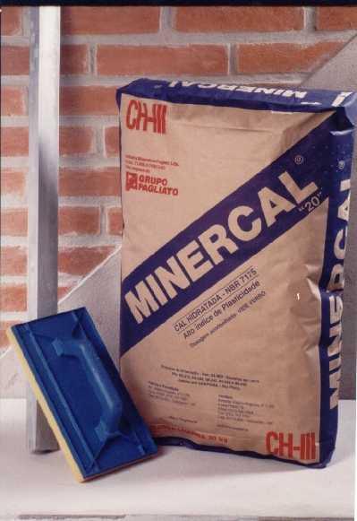 Cal hidratada - material de construção importante para obras em alvenaria