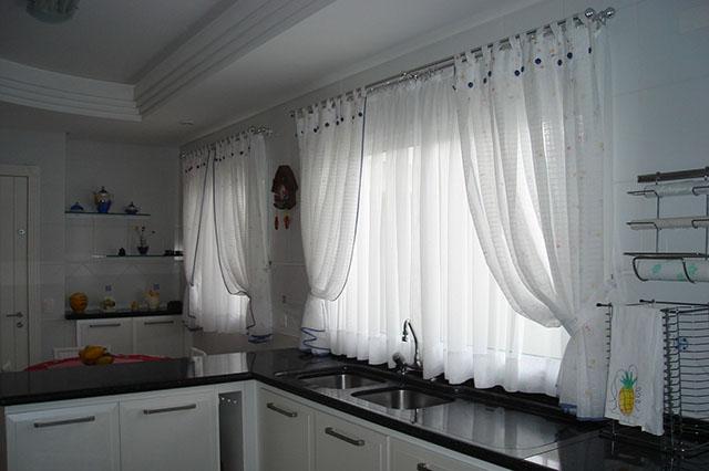 tecidos para cortina de cozinha