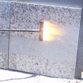 granito flameado