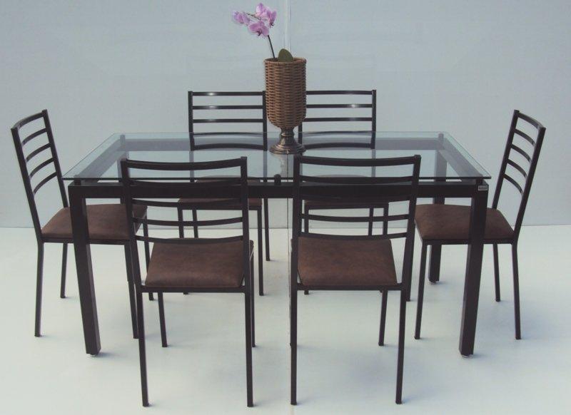 mesa de metalon