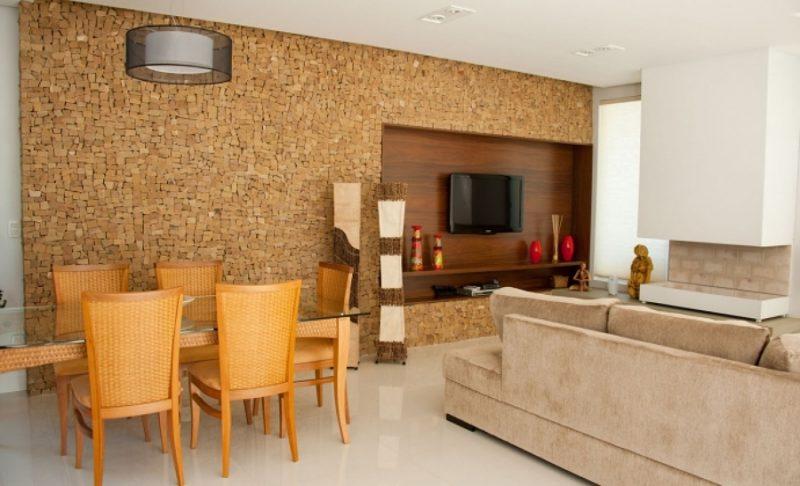 Pedras para paredes como revestir tipos de pedras veja for Revestir y decorar