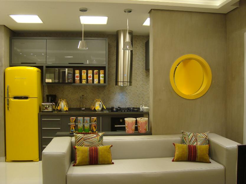 Confira abaixo diversas ideias de revestimentos para cozinhas
