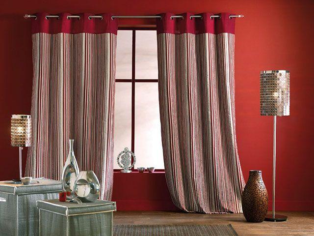 Tecidos para cortinas