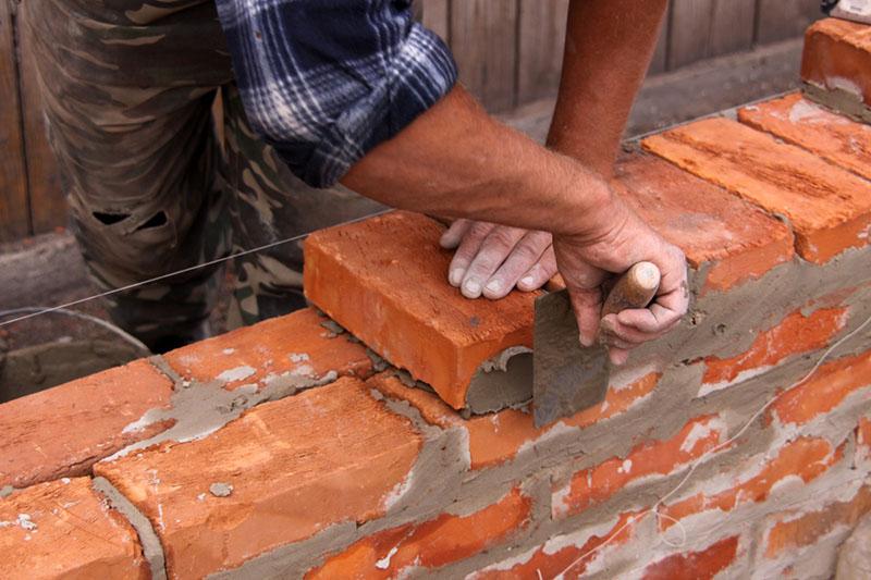 argamassa de Assentamento de blocos maciços cerâmicos
