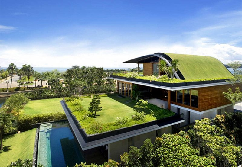 Sustentabilidade na Construção Civil - Casa Sustentável