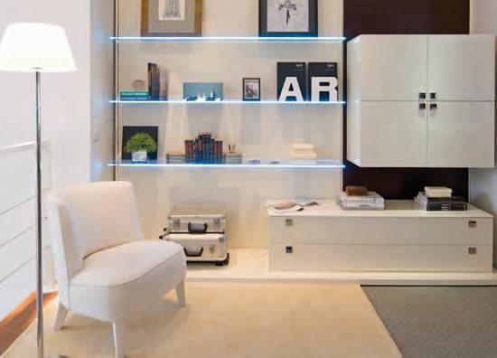 Estante De Vidro Temperado : Prateleiras de vidro para quarto sala e banheiro
