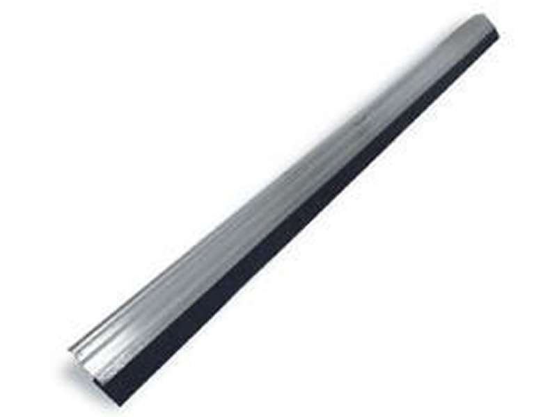 Veda porta automático em alumínio com borracha de pvc