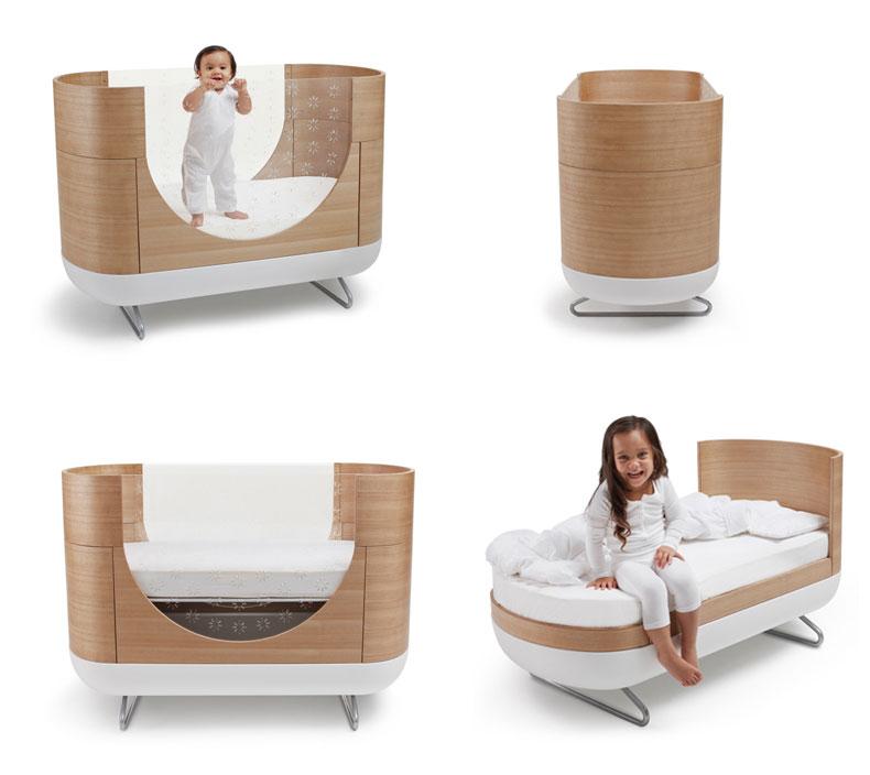 Berço cama sofisticado