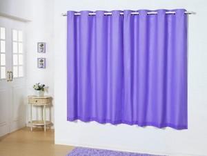 cortina blecaute lilás