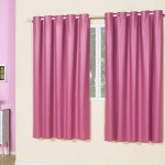 cortina blackout rosa