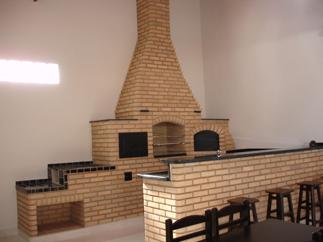 tipos de tijolos refratário