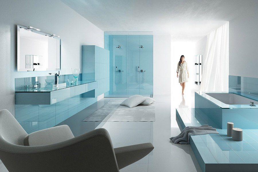 A tinta esmalte brilho garante o acabamento brilhoso em paredes e móveis