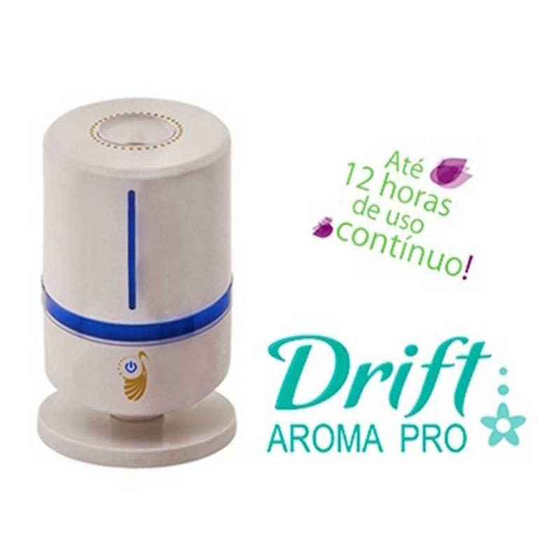 Aromatizante automático, ajuda a manter constante o bom aroma no ambiente