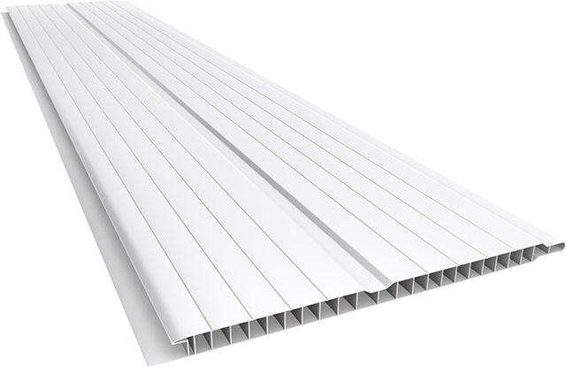 Forro de PVC branco