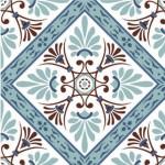 Adesivo estampado para azulejo trabalho em diversas cores