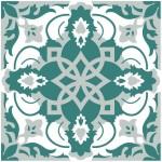 Adesivo para azulejo português decorativo
