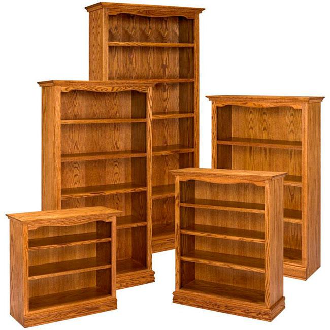 Armários de madeira de diferentes tamanhos para decoração de ambientes